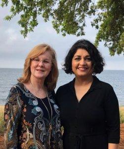 Gina P Lundberg MD FACC and Toniya Singh MD FACC