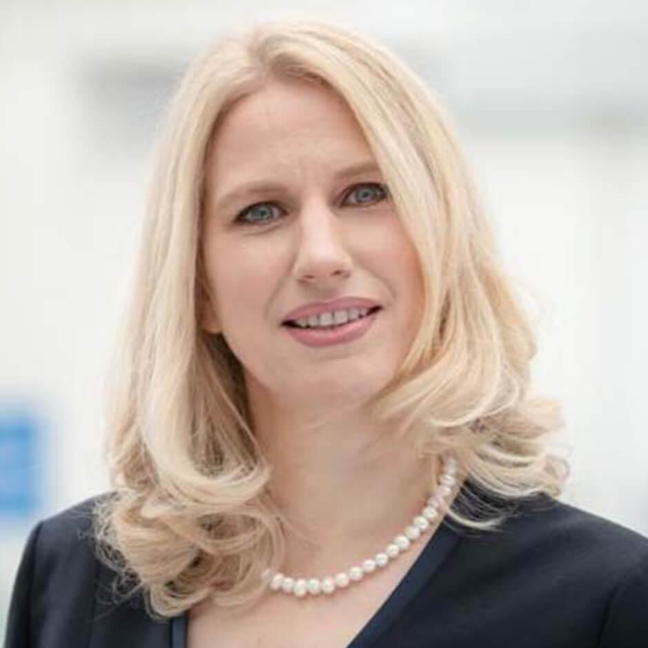 Sabine Ernst, MD, PhD